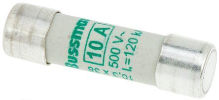 Fuse 10A 10x38mm 500V
