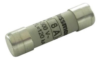 Fuse 8A 10x38mm 500V
