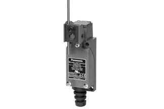 Limit switch, Adjustable rod