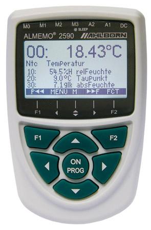 Datalogger 4 inputs, 59-KB EEPROM