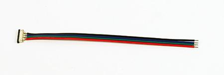 Syöttöliitin RGB-lednauhalle