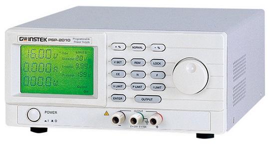 Progr.switching power supply 60V/3,