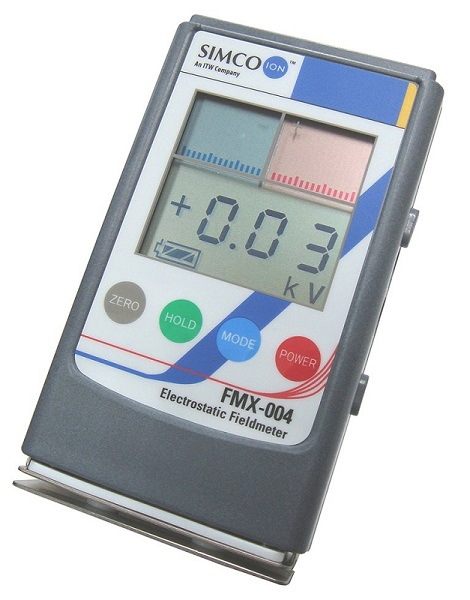 Electrostatic Field Meter