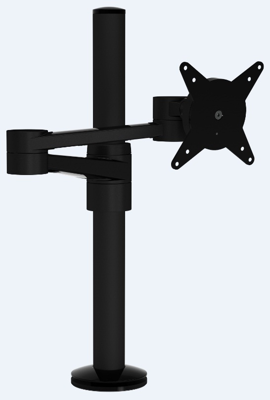 ViewLite Monitor Arm, black