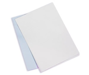 White A4 cleanroom paper, 2500 pcs