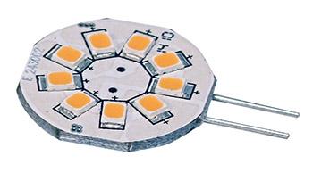 Ledlamp G4 35X47 10-30V DC 1.5W WW