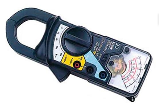 Anal. AC clamp 600A