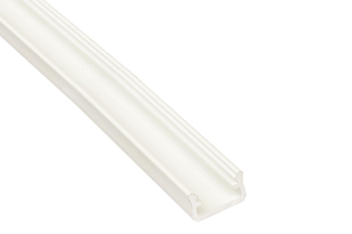 Led profile, aluminium, white