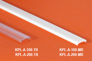 Cover for Led profile