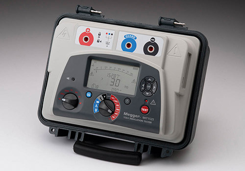 Megger Insulation tester 1002-908 1001-945