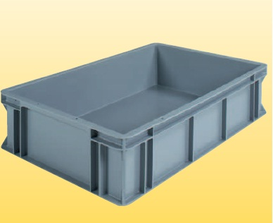 Container flat bottom LOGILINE