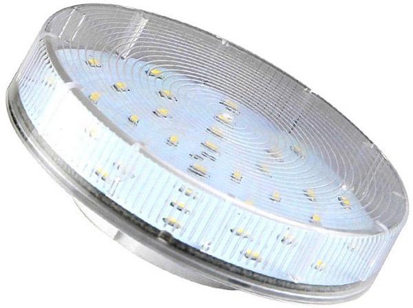 Ledlamp GX53 240V 3W 3000K