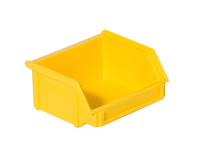 Storage bin-IDP-STAT yellow