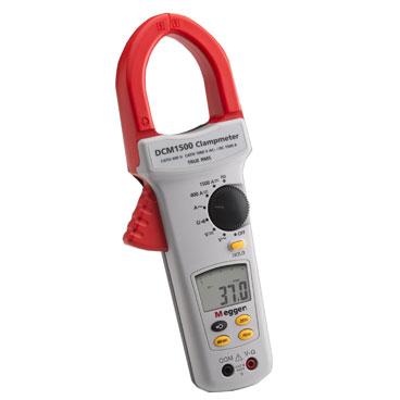 Clampmeter DCM1500 1005-572 1000-305