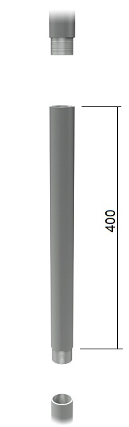 Pole extension
