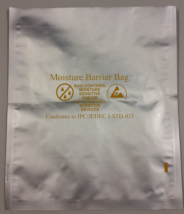 Moisture barrier bag 254x355mm