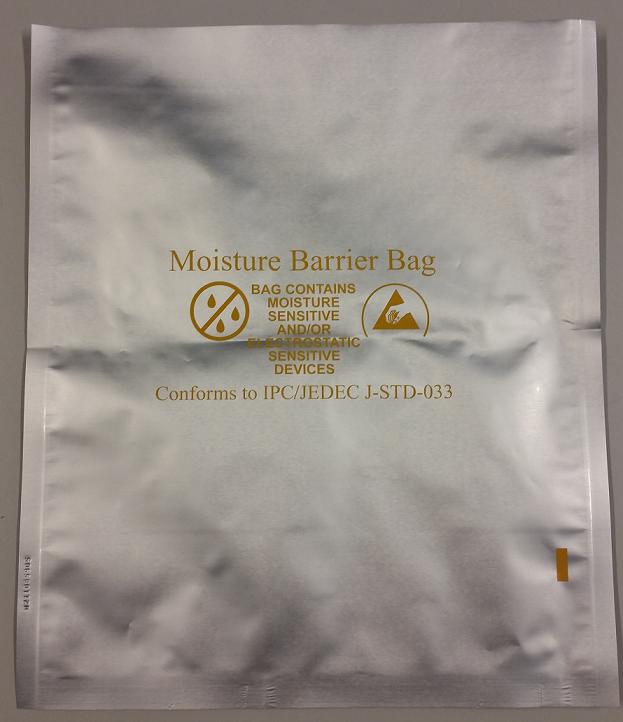 Moisture barrier bag 254x508mm
