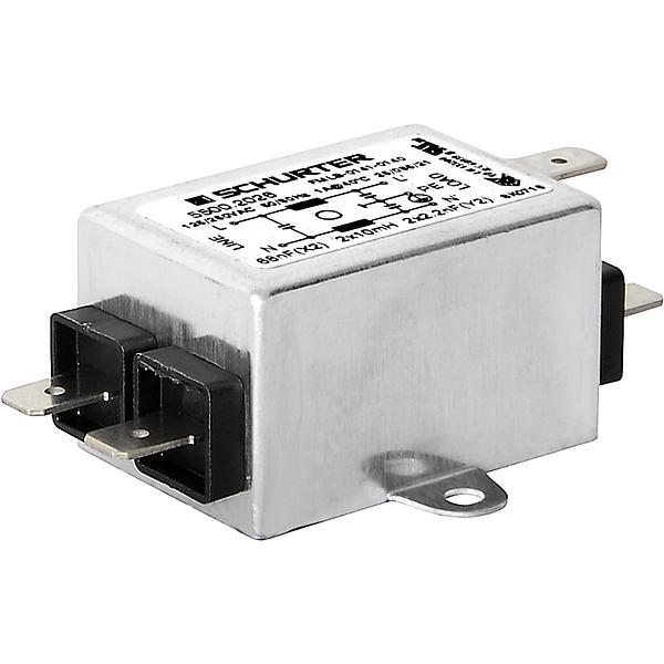 1-astmeline filter 2A/250V