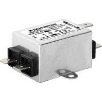 1-astmeline filter 6A/250V