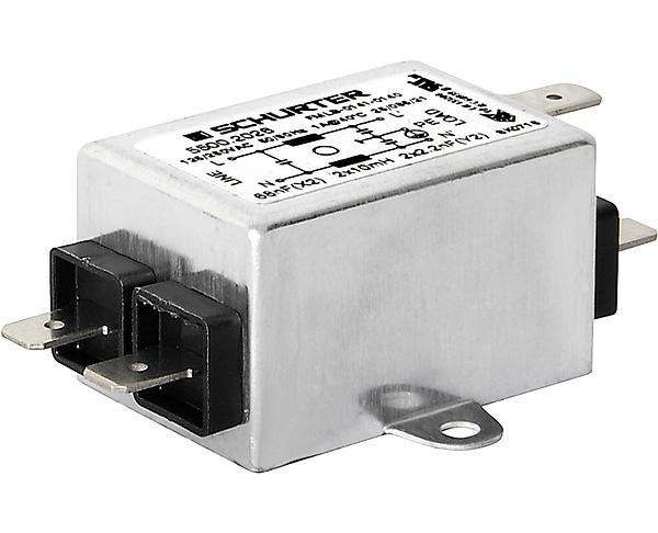 1-astmeline filter 10A/250V
