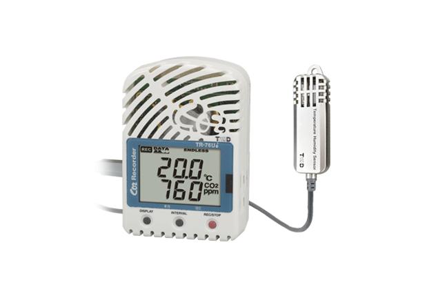 TandD CO2 + Temp. + Humidity