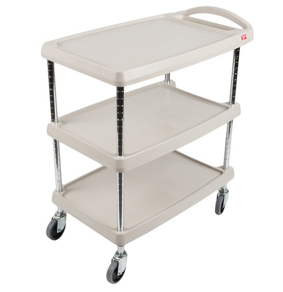 MyCart 3 SHELF GRAY