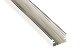Led profile, aluminium inox