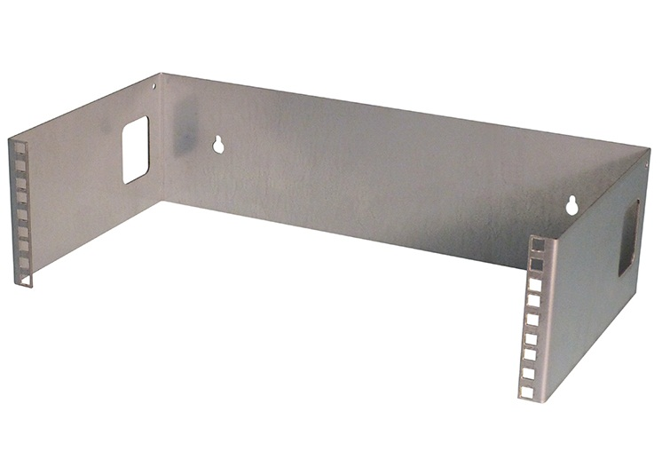 "19"" wall mounting frame 3U"