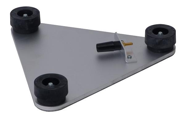 Tripod electrode, model 1081Resista