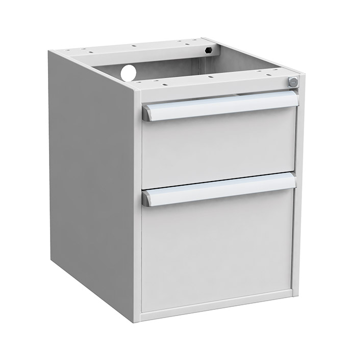 Drawer 45/56,  ESD grey