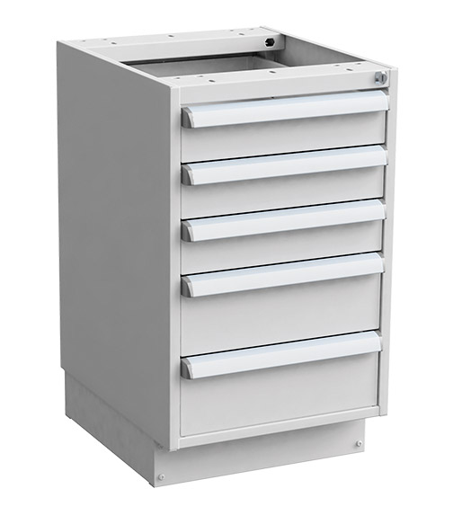 Drawer 45/76,  ESD grey