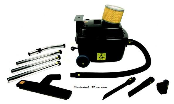 Muntz ESD/CL vacuumcleaner