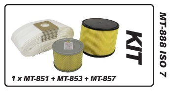 Muntz 888 ISO7 filter kit