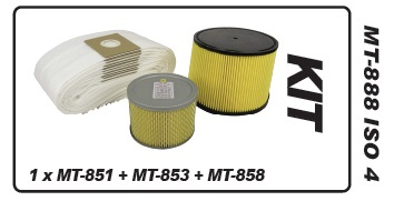 Muntz 888 ISO4 filter kit