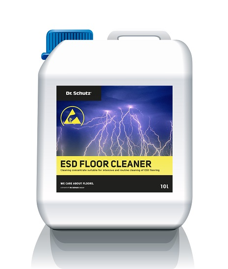 Dr.Schutz ESD Floor Cleaner 10 L