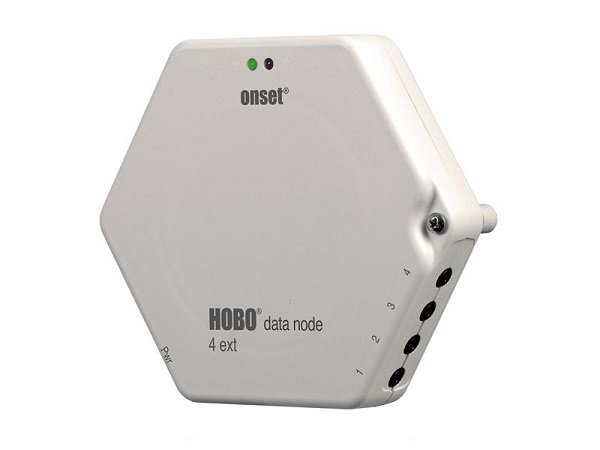 Wireless data node, 4 analog ports