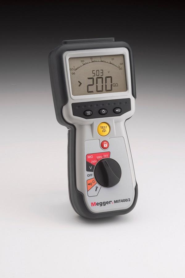Insul.test 1006-725 MIT400-EN 1006-725