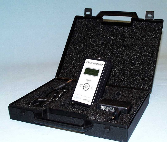 Eletro Static Field Meter w options