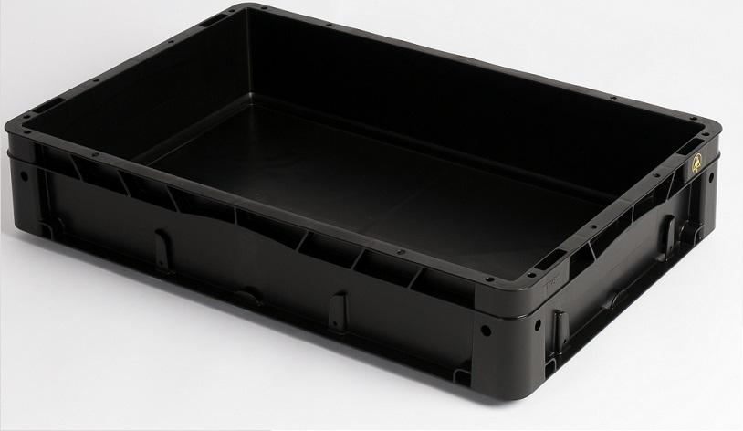 Wez Futura 600x400x120 black