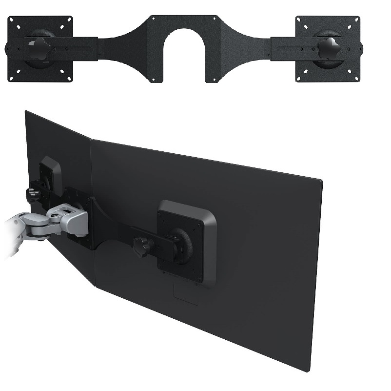 Viewmaster dual monitor mount upgr