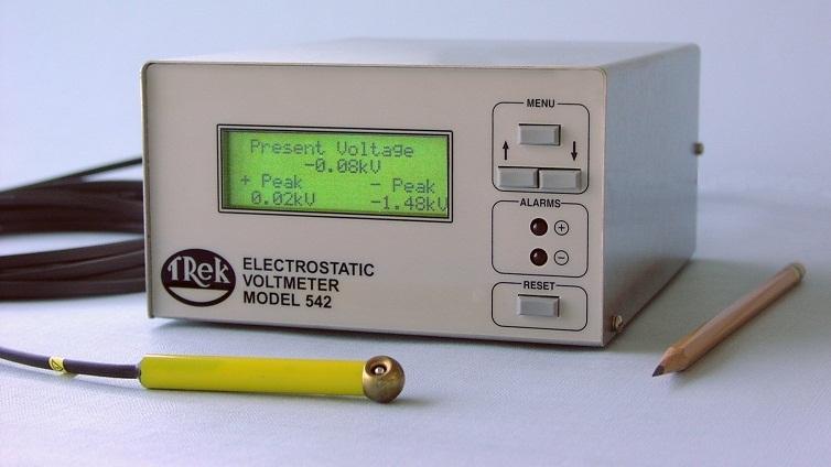 Trek Electrostatic Voltmeter 20kV