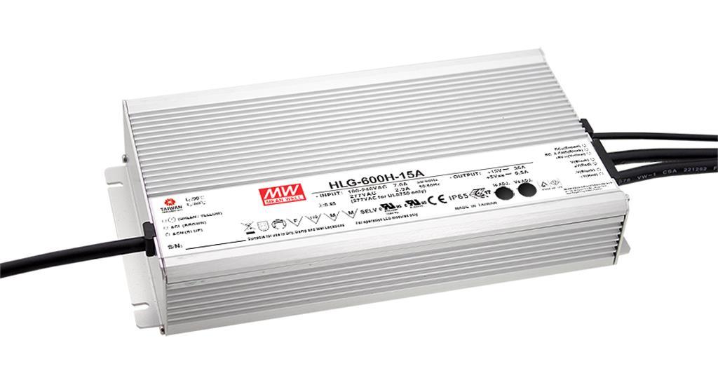 90-305VAC/24Vdc,25A, 600W