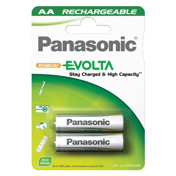 Akku Panasonic Stay Charged AA
