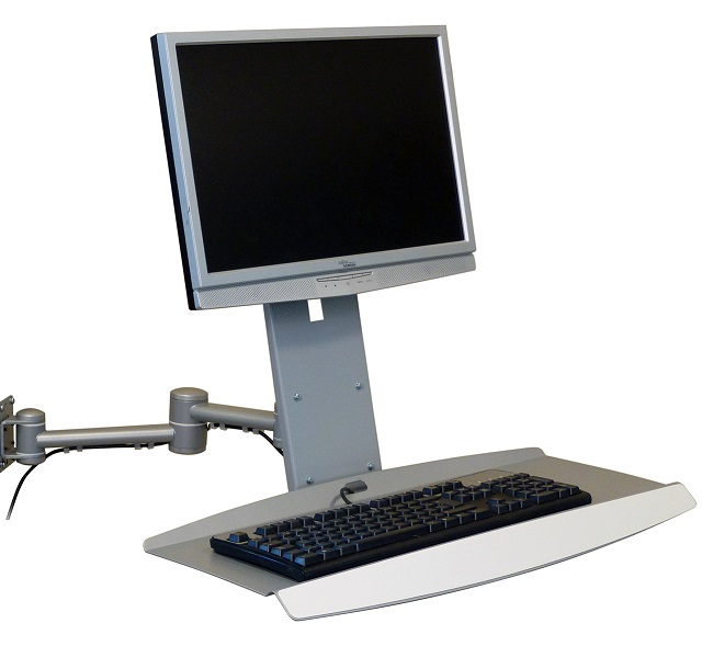 Keyboard & Monitor arm 042