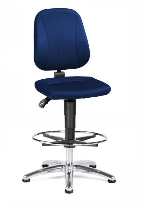 Ergo 35 ESD fabric blue