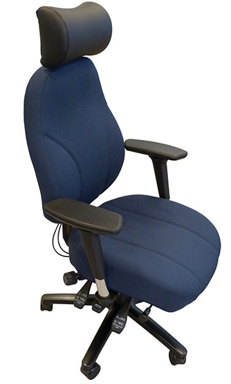 24/7 Control room chair G+6HR