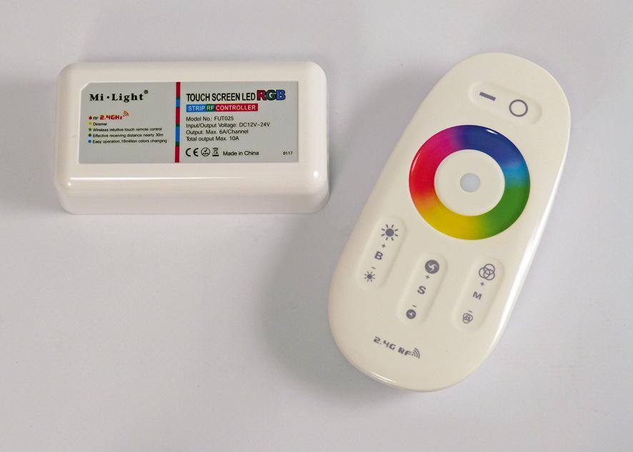 RGB controller 18A