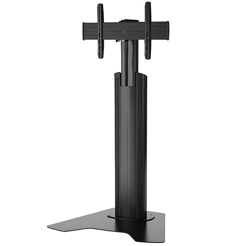 "Fusion floor stand 32""-65"", black"