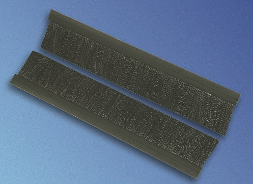 Brush strips (2 pcs), cabinet W600