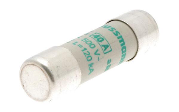 Fuse 40A 14x51mm 500V aM